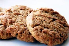 receta de galletas nutritivas de fibra