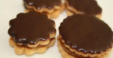 receta de masas finas de galleta