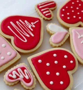 como hacer glaseado para galletas
