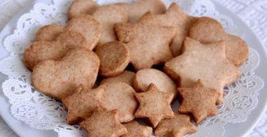 receta de galletas de azucar