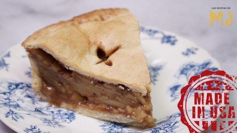 pastel de manzana y canela receta para un refrigerio genuino 1